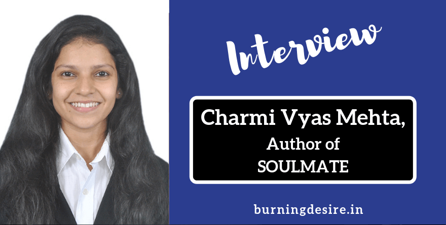 Charmi Vyas Mehta Interview