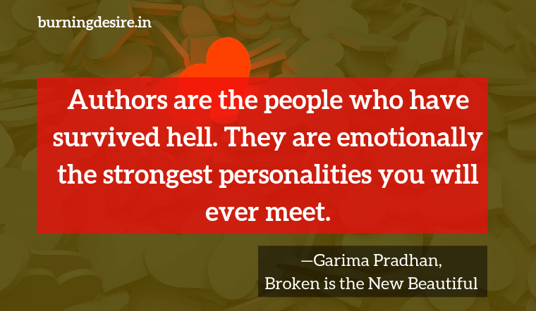 quotes by Garima Pradhan