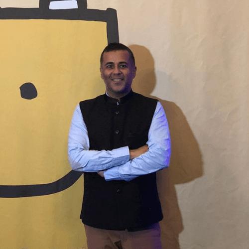 About Chetan Bhagat