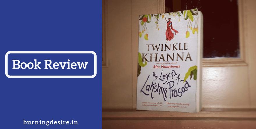 The Legend of Lakshmi Prasad Book Review