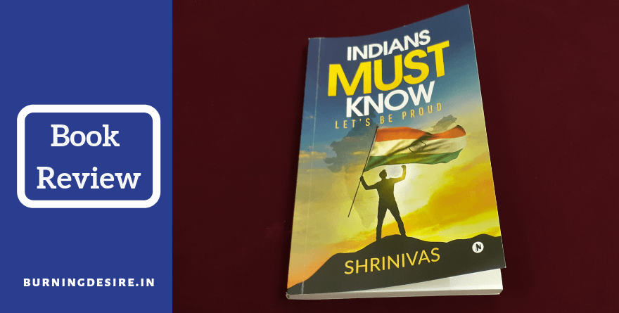 Indians Must know book review