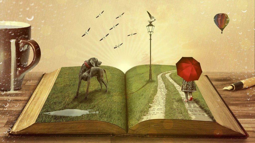 purpose of reading books