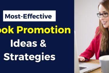 book promotion ideas strategies