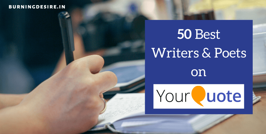 best writers on yourquote