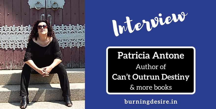 Patricia Antone interview