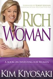 Rich Woman book by Kim Kiyosaki