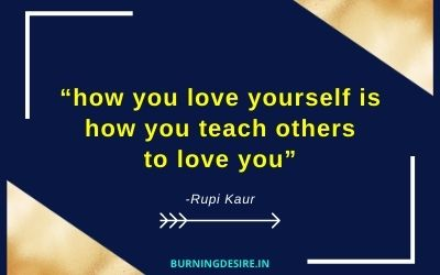 Best Rupi Kaur Quotes on Love