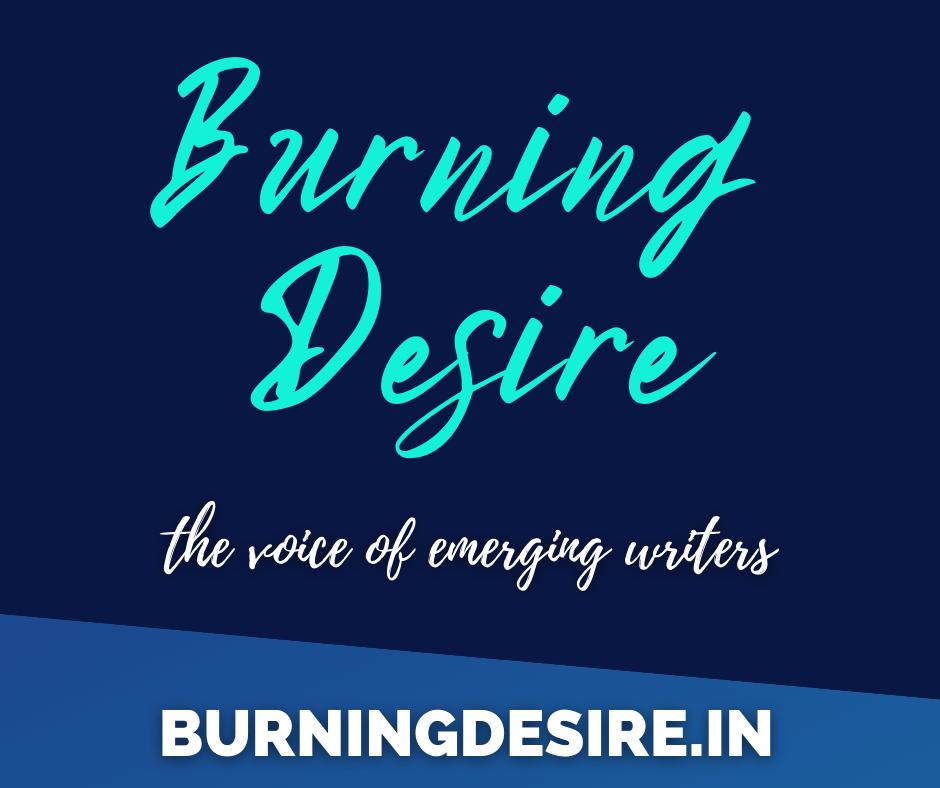 burning desire blog