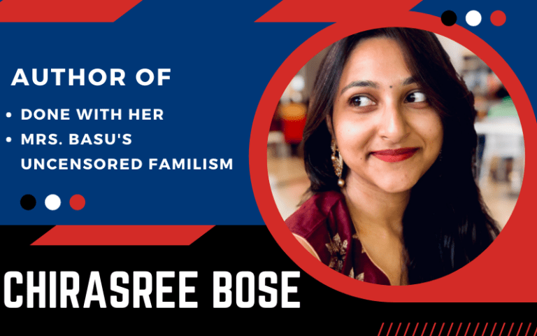 chirasree bose author