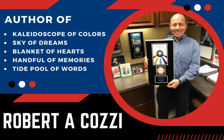 robert a cozzi author