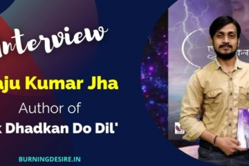author raju kumar jha interview