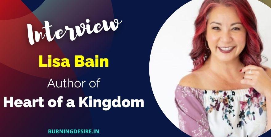 author lisa bain interview