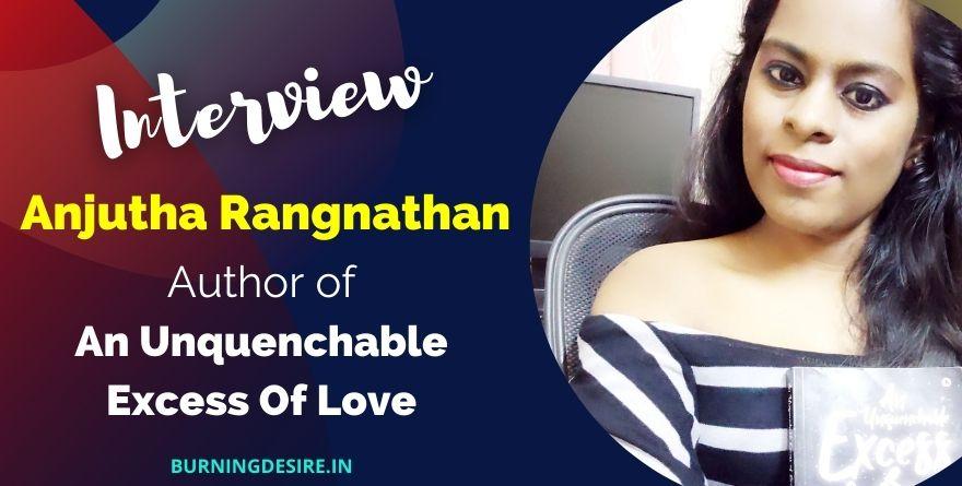 poet anjutha rangnathan interview