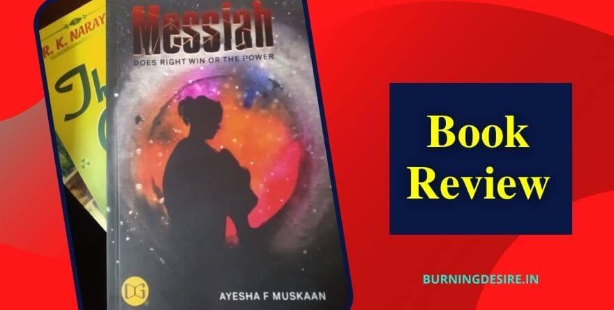 Messiah Book by Ayesha F Muskan