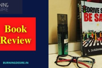 drive safe be safe book review subramanian