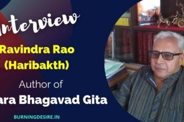 ravindra rao haribakth interview