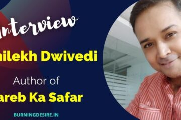 author abhilekh dwivedi interview