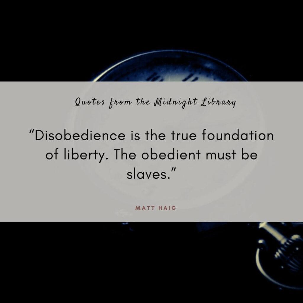 matt haig quotes midnight library