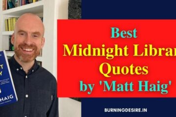 the midnight library quotes matt haig