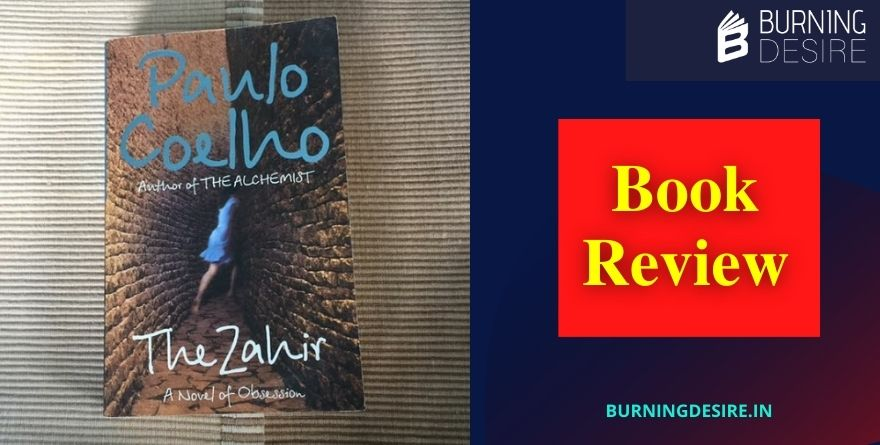 the zahir book review paulo coelho