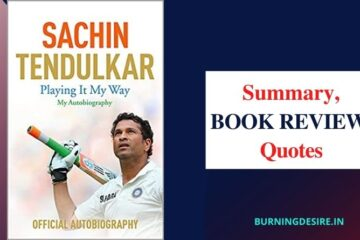 sachin tendulkar autobiography playing it my way