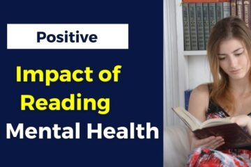 benefits of reading for mental health