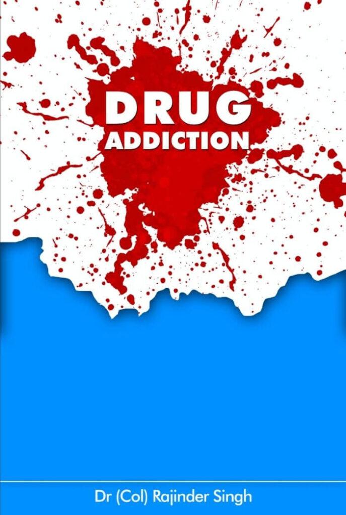 drug addiction book by rajinder singh