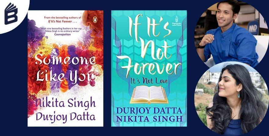 Durjoy Datta and Nikita Singh Books