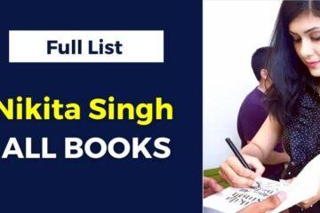 List of Nikita Singh Books and novels