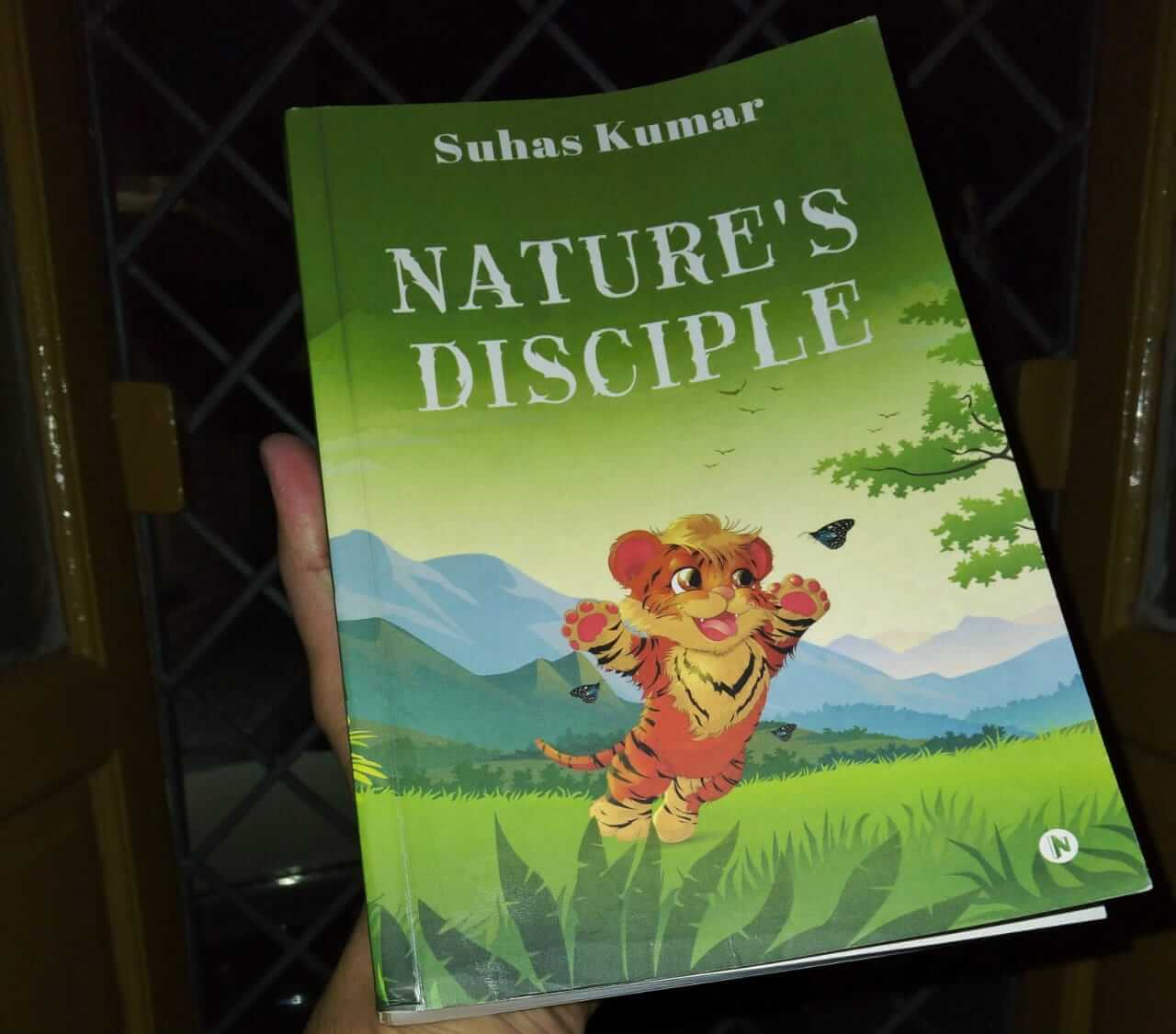 nature's disciple book review