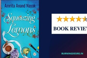 squeezing lemons book by amrita anand review