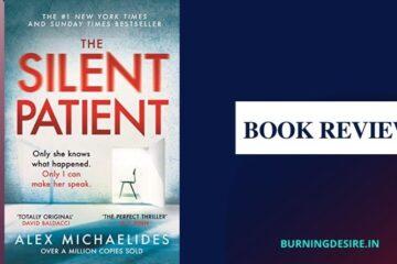 the silent patient book review alex michaelides