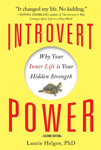 introvert power best books on introverts