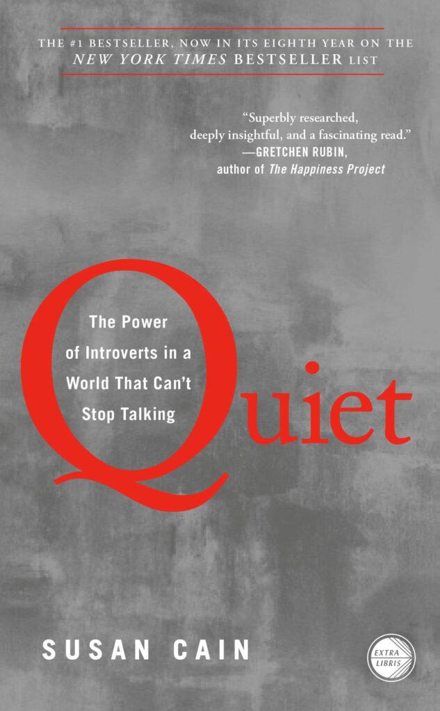 quiet book susan cain