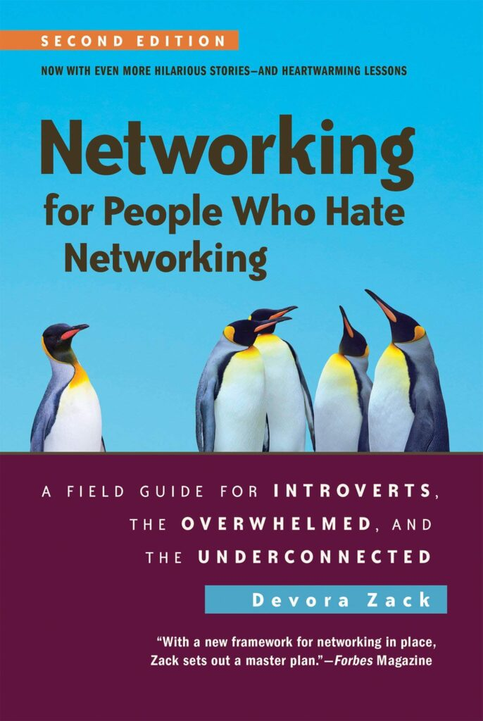 networking for people who hate networking introvert books